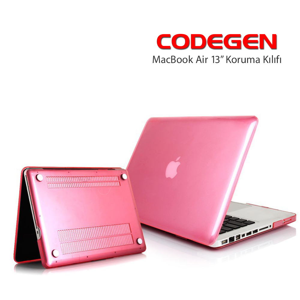 "CODEGEN 13"" MACBOOK AIR SERT KILIF PEMBE CMA-133P"