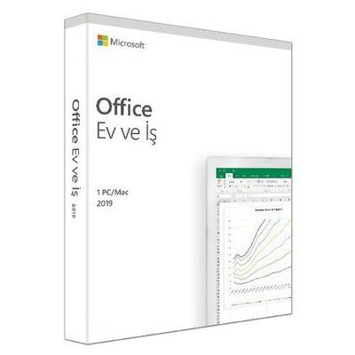 MS OFFICE 2019 HOME AND BUSINESS INGILIZCE KUTU