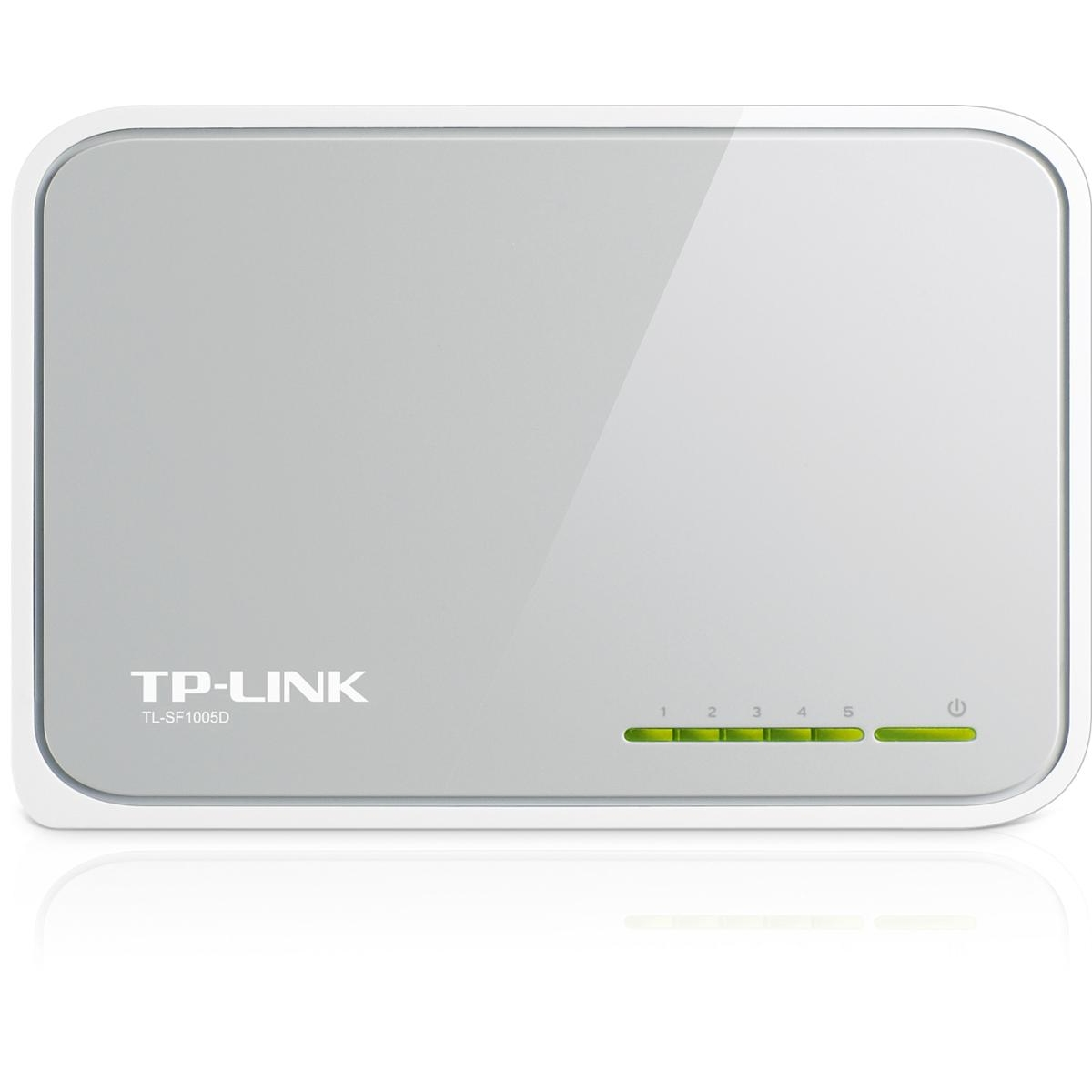 TP-LINK 5port TL-SF1005D 10/100 Yönetilemez Switch Desktop