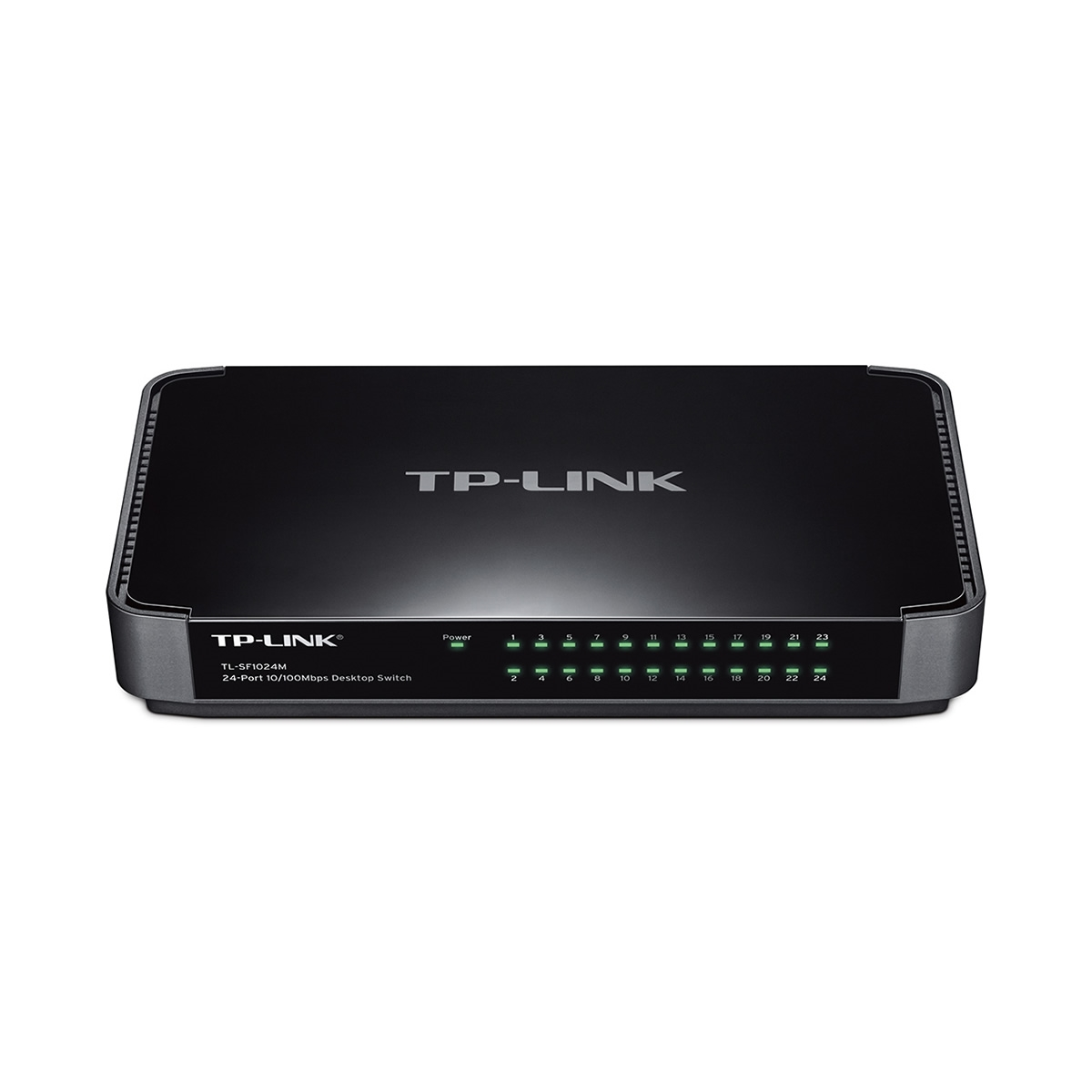 TP-LINK 24port TL-SF1024M 10/100 Yönetilemez Switch Desktop