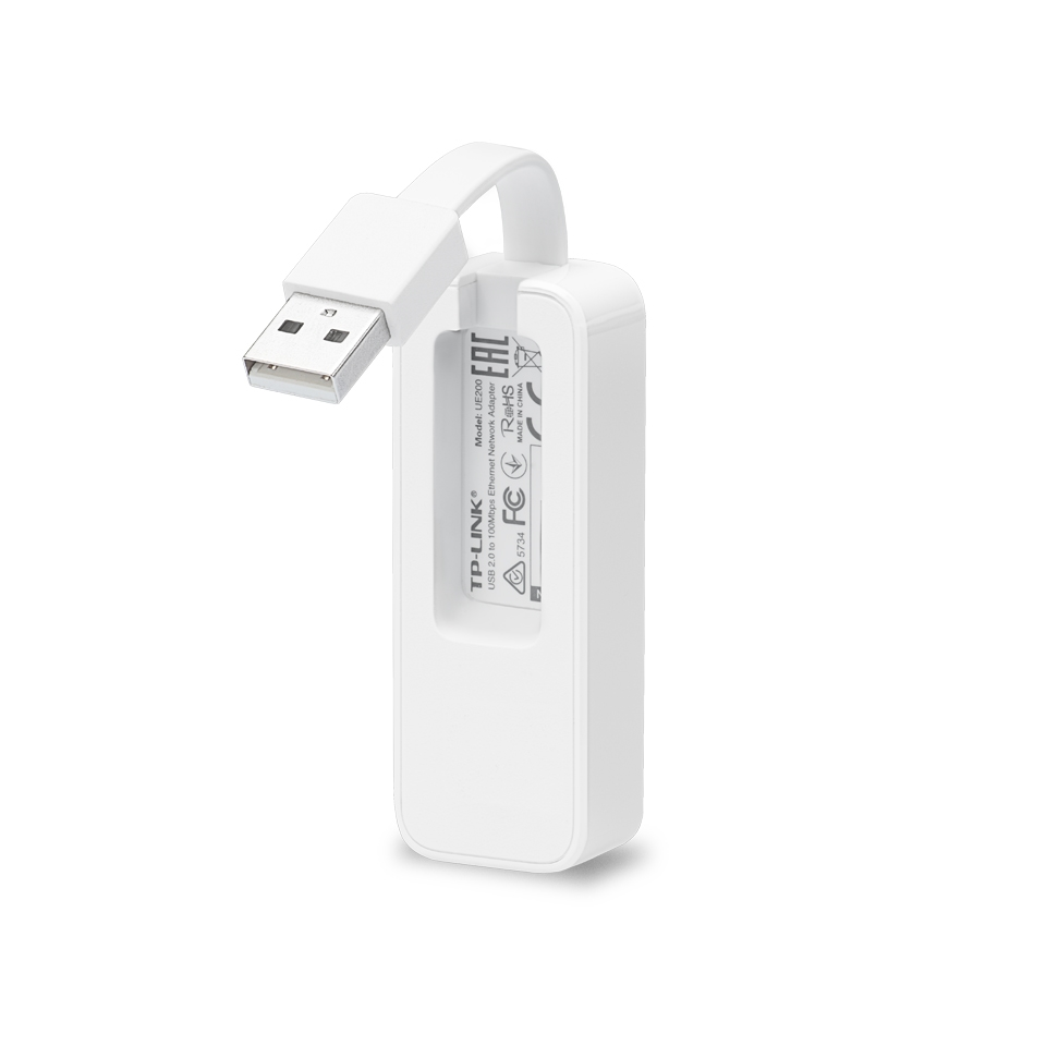 TP-LINK UE200 10/100 1port USB Ethernet