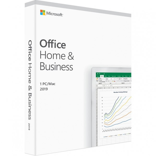 MS OFFICE 2019 HOME AND BUSINESS INGILIZCE KUTU T5D-03219