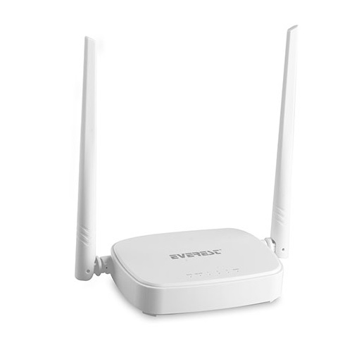 EVEREST EWR301 300mbps N300 2.4GHZ Mesafe Genişletici EV Ofis Tipi Access Point Router