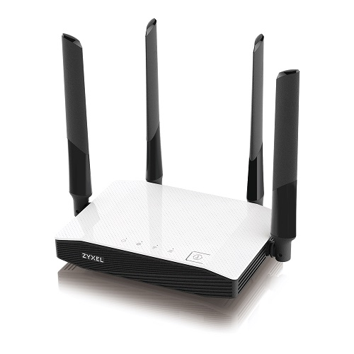 ZyXEL NBG6604 1200mbps AC1200 Dual Band EV Ofis Tipi Access Point Router