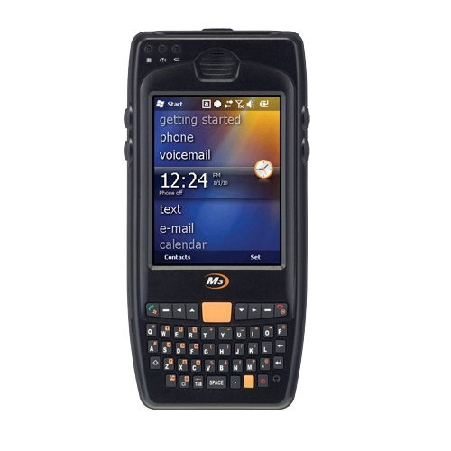 M3 3.5 Orange Laser Num 833mhz Wlan Bluetooth (1D) Barkod Win.Mobile 6.5 El Terminali (10000101)