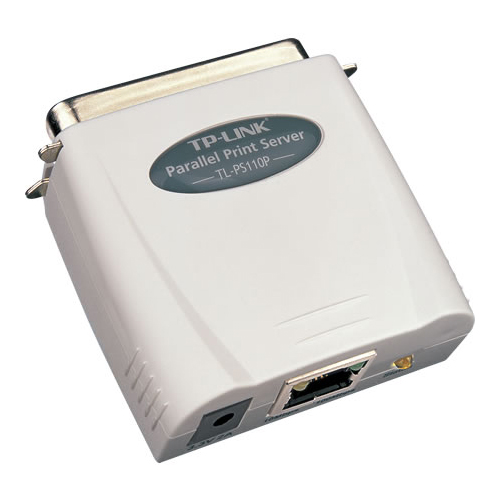 TP-LINK TL-PS110P 10/100 1 Port Paralel Print Server