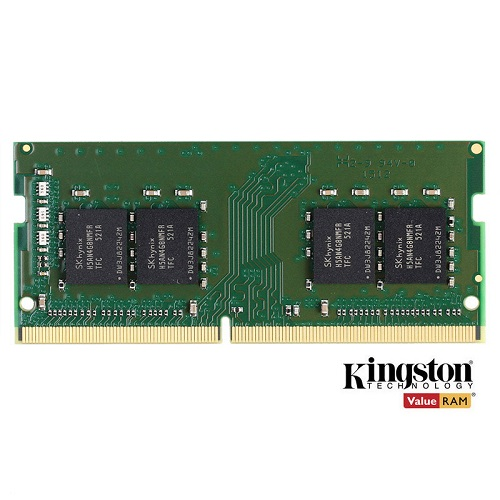KINGSTON 8GB DDR4 2666MHZ CL19 NOTEBOOK RAM VALUE KVR26S19S8/8