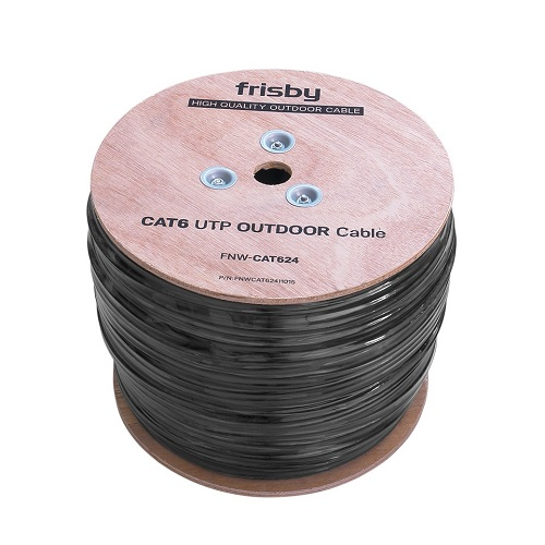 FRISBY CAT6 Utp 23AWG 305m Outdoor Kablo FNW-CAT624
