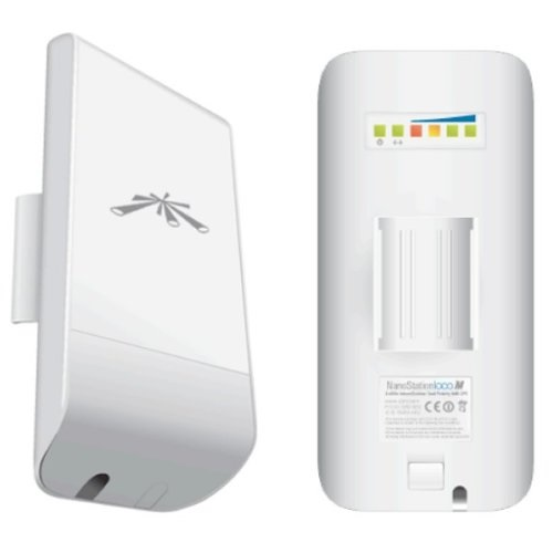UBIQUITI UBNT NANOSTATION LOCO M2 8dbi 150mbps 2.4ghz 5km Harici Access Point