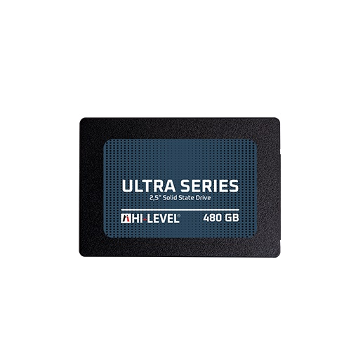 HI-LEVEL 480GB HLV-SSD30ULT/480G 550- 530MB/s SSD SATA-3 Disk
