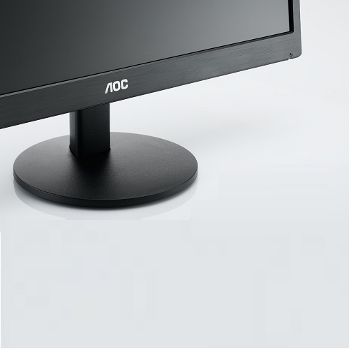 "AOC 18.5"" LED E970Swn 5MS 60Hz EV Ofis Tipi Monitör (1366 X 768)"