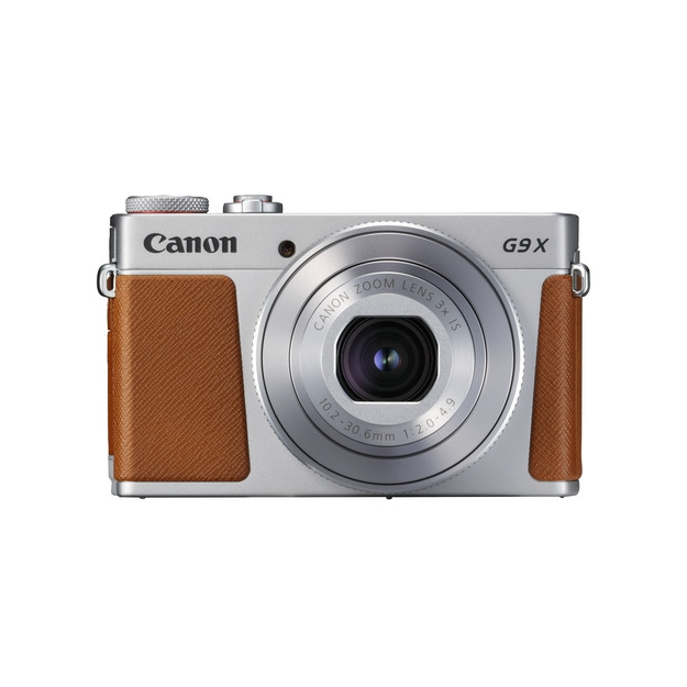 CANON  D.CAMERA POWERSHOT G9 X Mark II SILVER