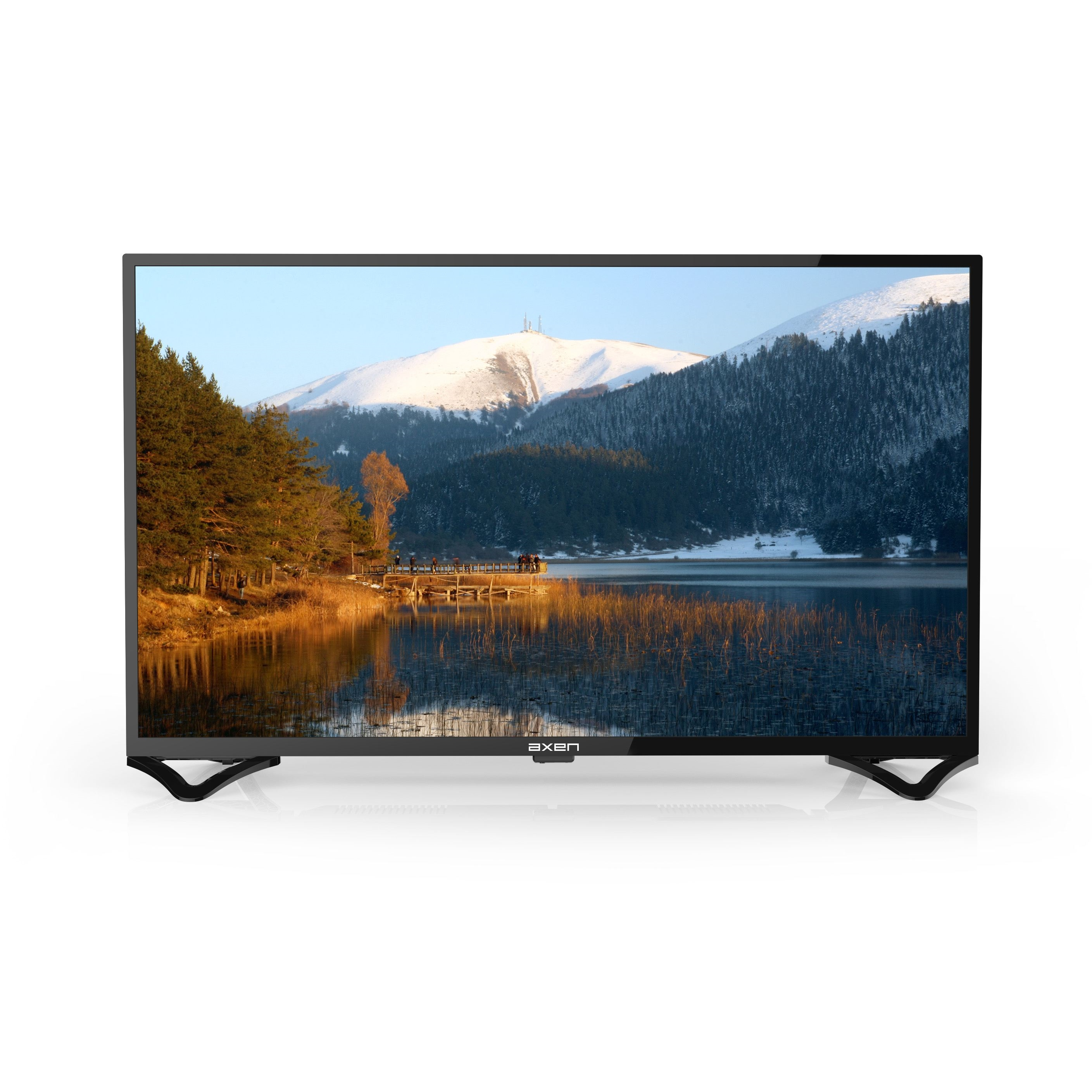 "TV  AXEN 40"" 102CM UYDU ALICILI LED"