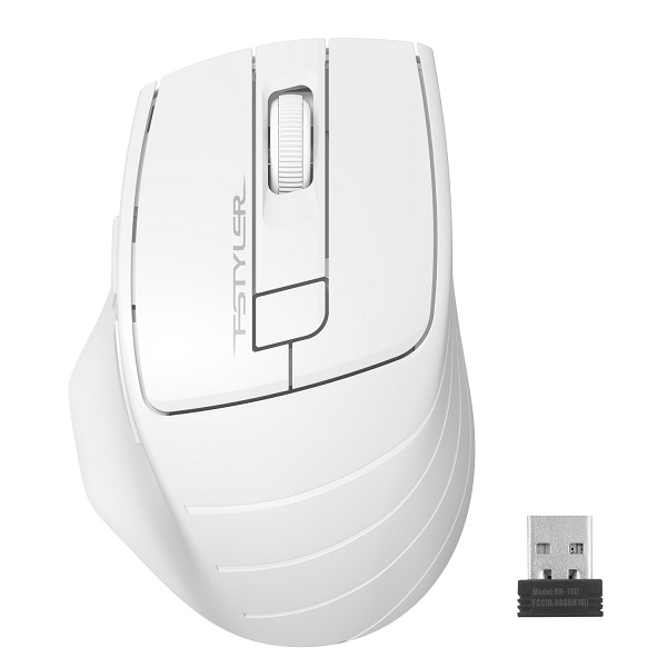 A4 TECH FG30 Kablosuz 2000dpi Optic Beyaz Mouse