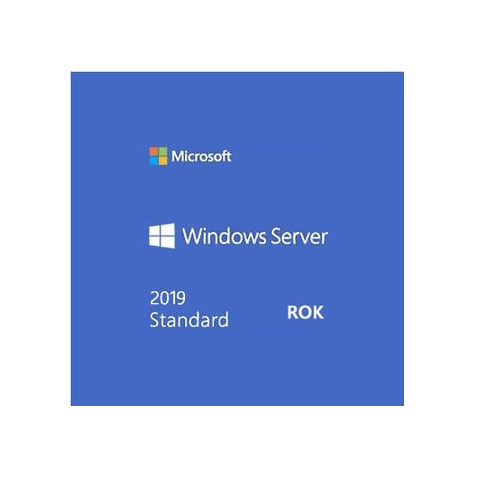 DELL 634-BSFZ Windows Server 2019 Essentials 2SKT Rok 64bit 25 Kullanıcı
