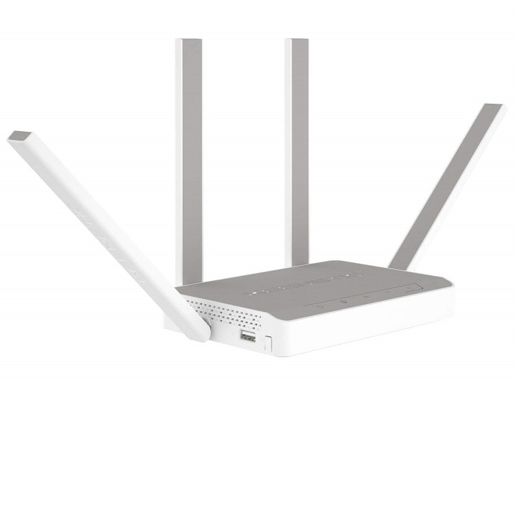 KEENETIC EXTRA KN-1710-01TR 1200mbps AC1200 Dual Band Mesafe Genişletici EV Ofis Tipi Access Point Router 4x 5dbi harici