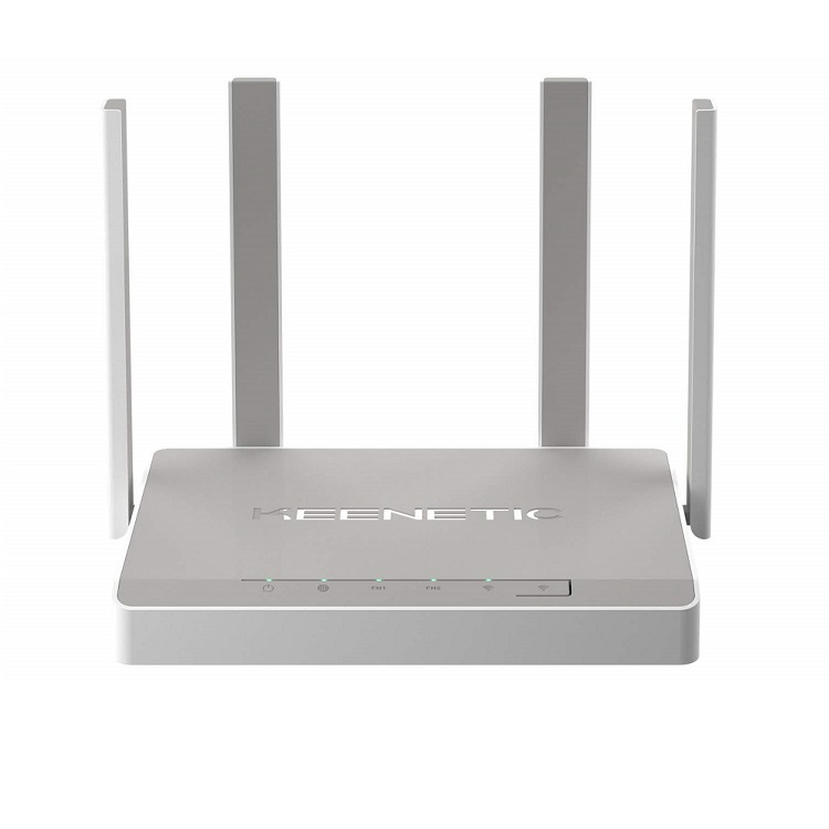 KEENETIC GIGA KN-1010-01TR 1300mbps AC1300 Dual Band Mesafe Genişletici EV Ofis Tipi Access Point 3G-4G Router 4x 5dbi h