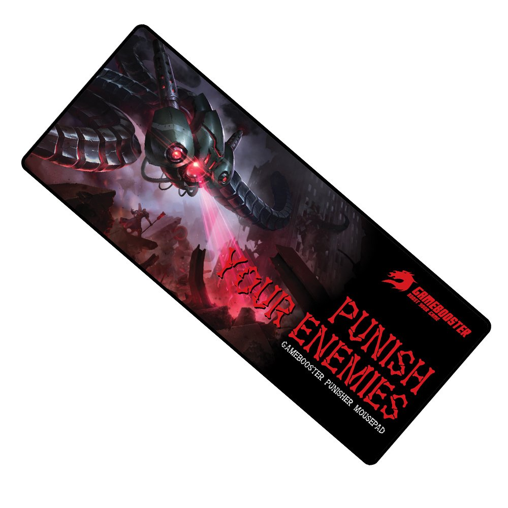 GameBooster Punisher Gaming Mouse Pad XL