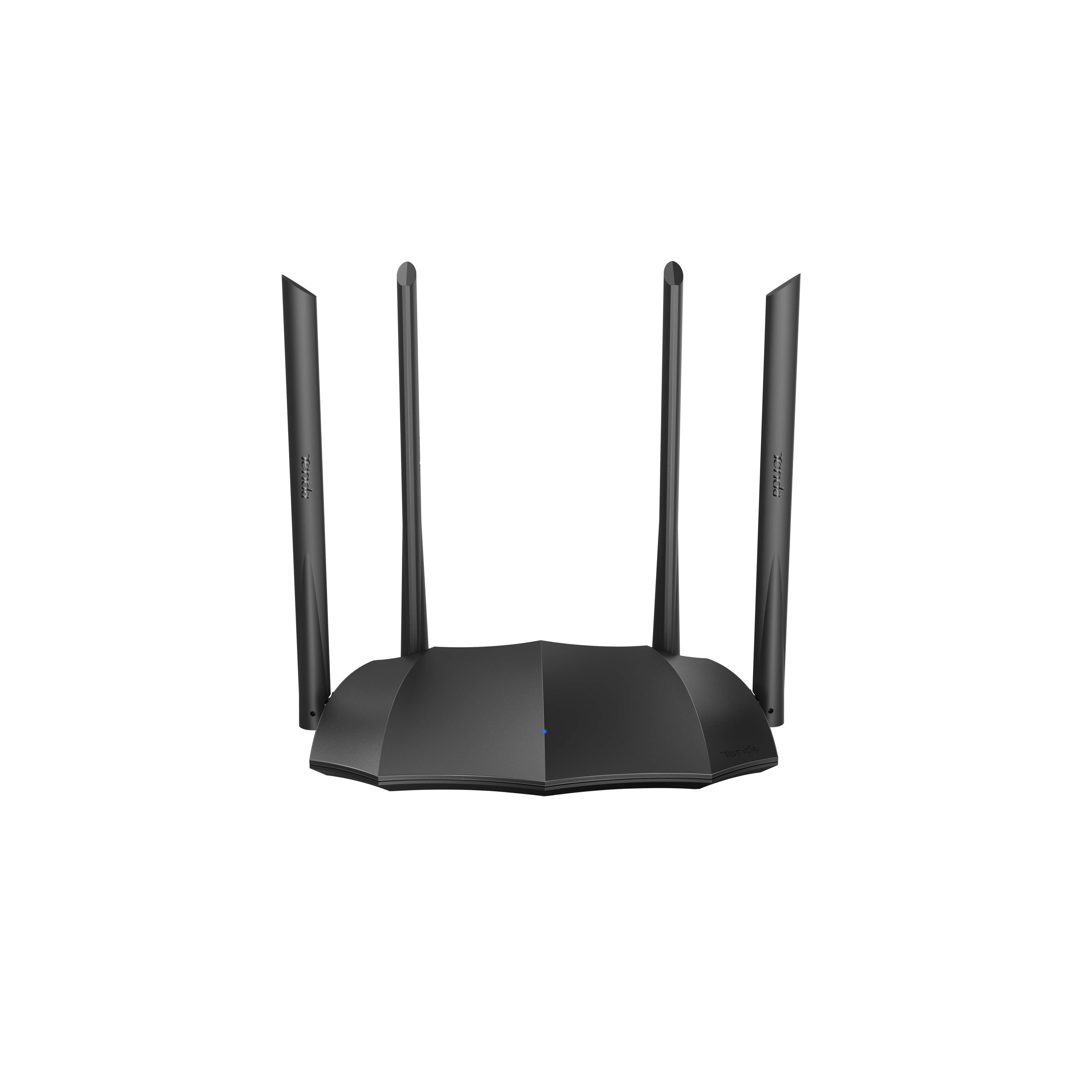 TENDA AC8 1200mbps AC1200 Dual Band EV Ofis Tipi Gaming Router