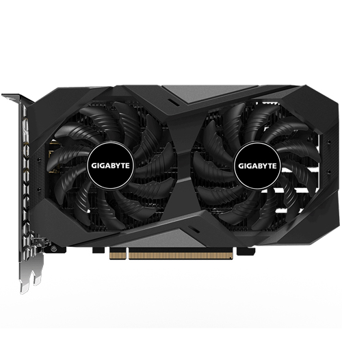 GIGABYTE GTX1650 4GB WINDFORCE OC-4G GDDR6 128bit HDMI DVI DP PCIe 16X v3.0