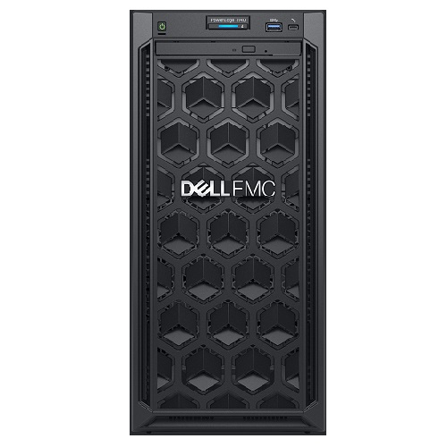 DELL T140 PET140M2 E-2124 8gb 2x1tb 365w 5U Tower Sunucu 5Yıl Garanti