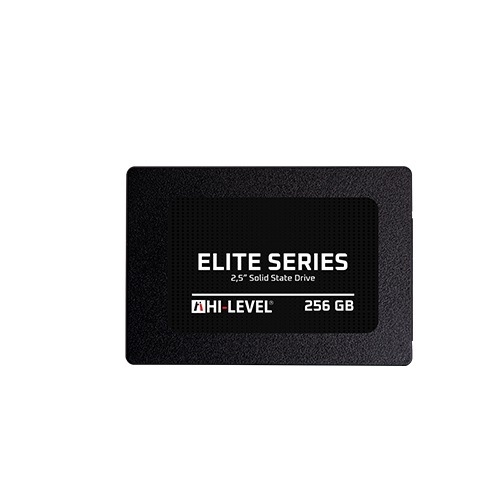 HI-LEVEL 256GB ELITE HLV-SSD30ELT/256G 560- 540MB/s SSD SATA-3 Disk