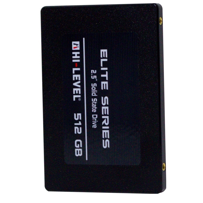 HI-LEVEL 512GB ELITE HLV-SSD30ELT/512G 560- 540MB/s SSD SATA-3 Disk