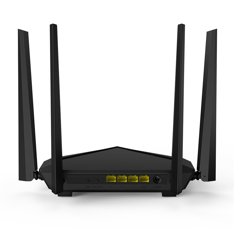 TENDA AC10-T 1200mbps AC1200 Dual Band EV Ofis Tipi Gaming Router