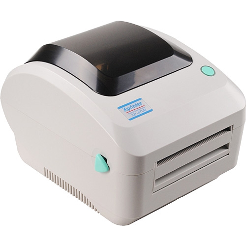 XPRINTER 203dpi XP-470B Direct Thermal USB,Seri,Ethernet Barkod Yazıcı