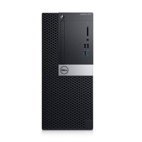 DELL 7070MT N007O7070MT_U CORE i7 9700 8GB- 1TB O/B UHD630 FRD