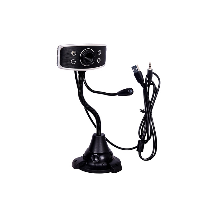 EVEREST SC-825 480p Mikrofonlu Webcam