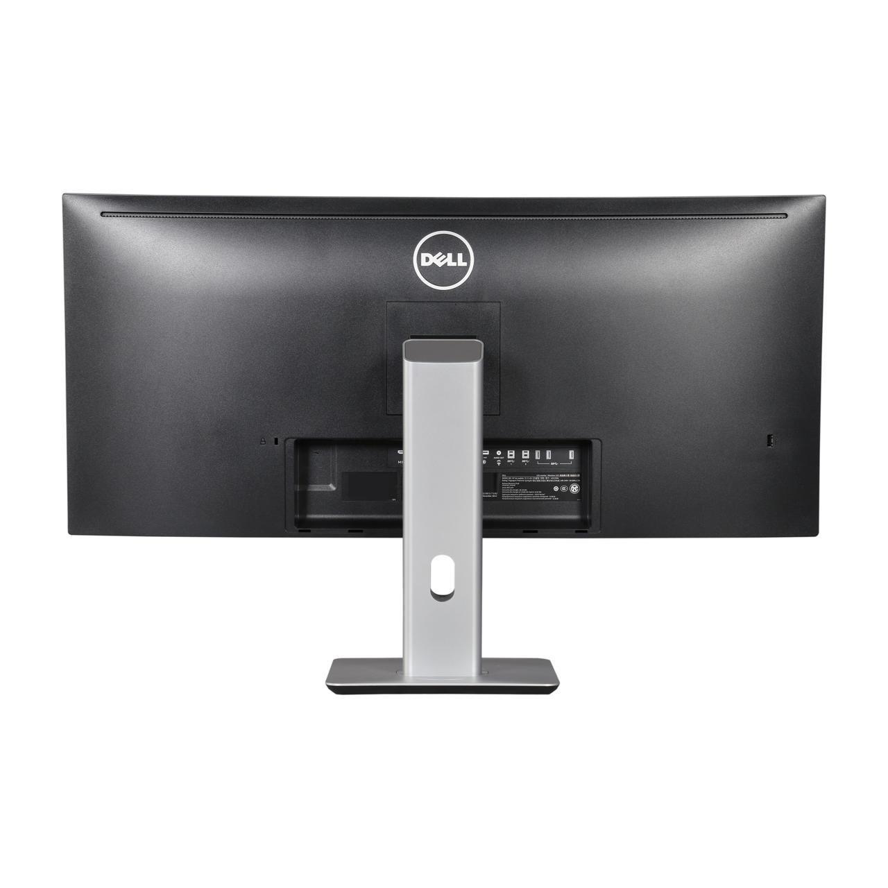 DELL 34 LED U3415W 5MS 60Hz HDMI-DP-mDP Kavisli EV Ofis Tipi Monitör 3440 X 1440
