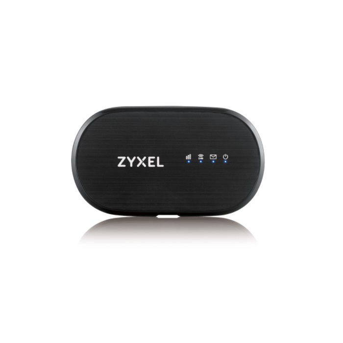 ZyXEL WAH7601 300mbps N300 2.4ghz 3G-4G LTE Modem Router