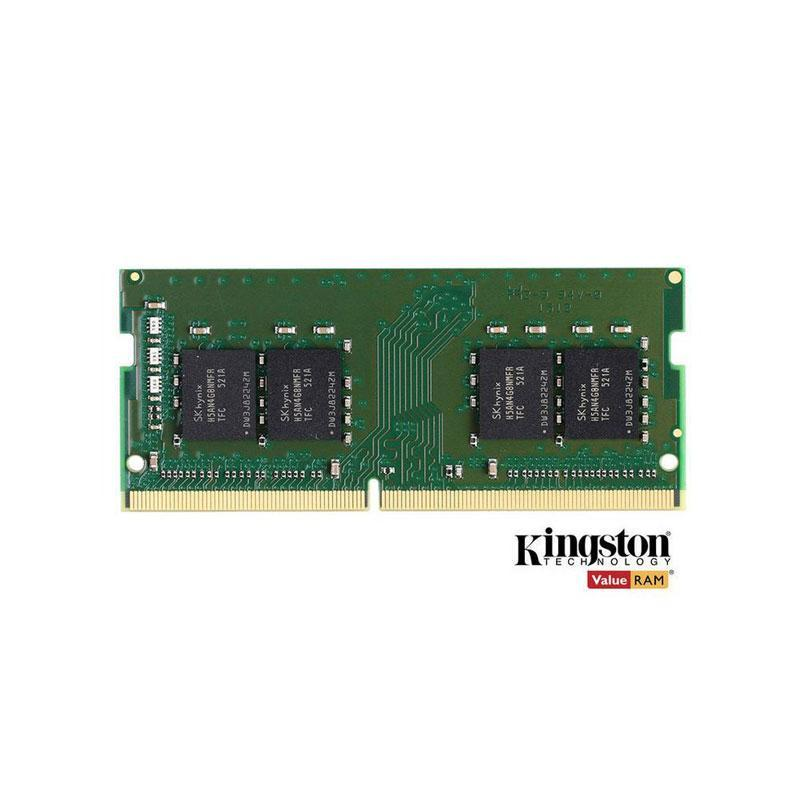 KINGSTON 16GB DDR4 2666MHZ CL19 NOTEBOOK RAM VALUE KVR26S19S8/16
