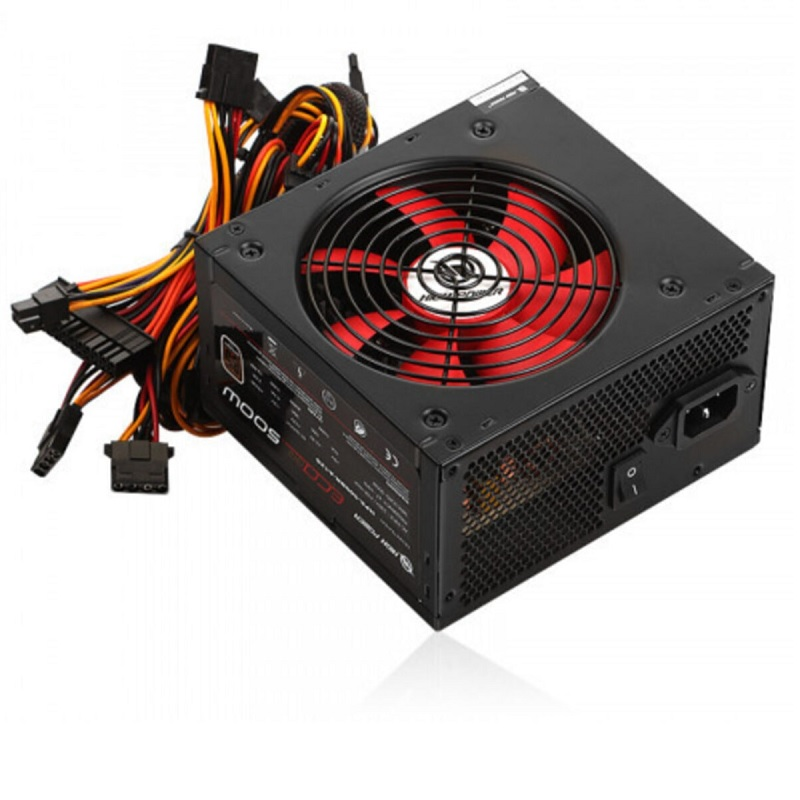 HIGH POWER 600W 80 BRONZE ECO HPE-600BR-A12S 12cm Fanlı Power Supply