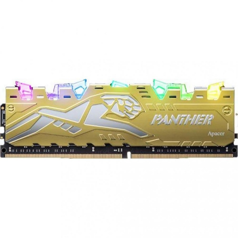 APACER 8GB DDR4 3000MHZ CL16 PC RAM PANTHER GOLD EK.08G2Z.GJM