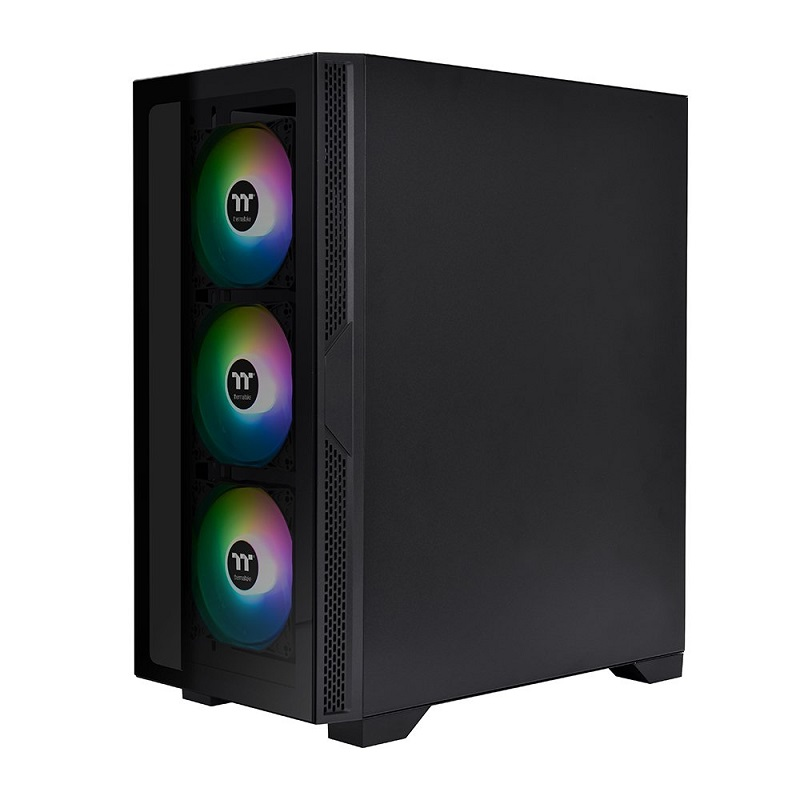 THERMALTAKE 650W 80 VERSA T25 3X A-RGB Fanlı Mid-Tower Gaming PC Kasası CA-3R5-65M1WE-00