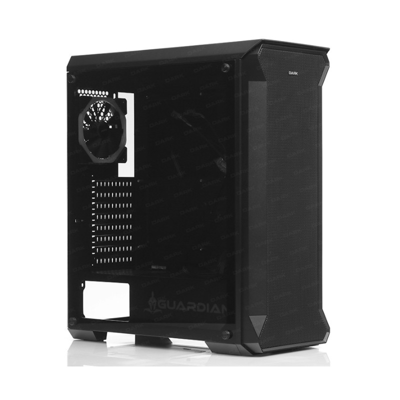 DARK 750W 80 BRONZE GUARDIAN 4X RGB Fanlı Mid-Tower Gaming PC Kasası DKCHGUARDIAN750BR
