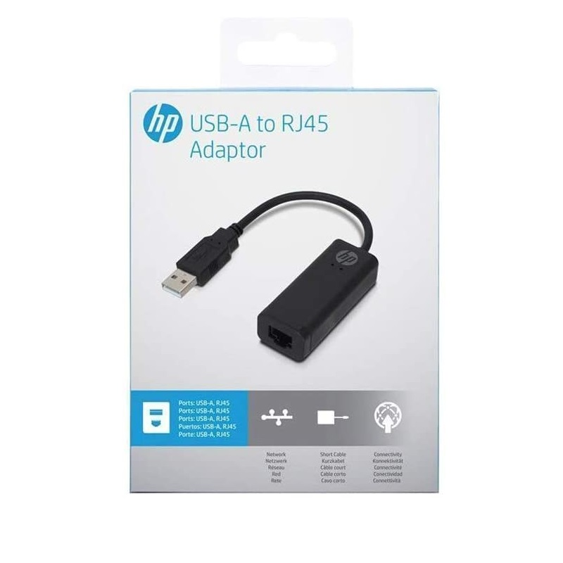 Hp 2ux21aa 10/100 1port usb ethernet