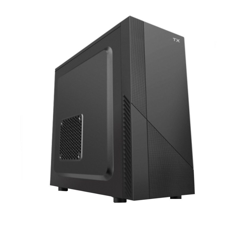 Tx 500w txchk4sp500 mid-tower standart pc kasası