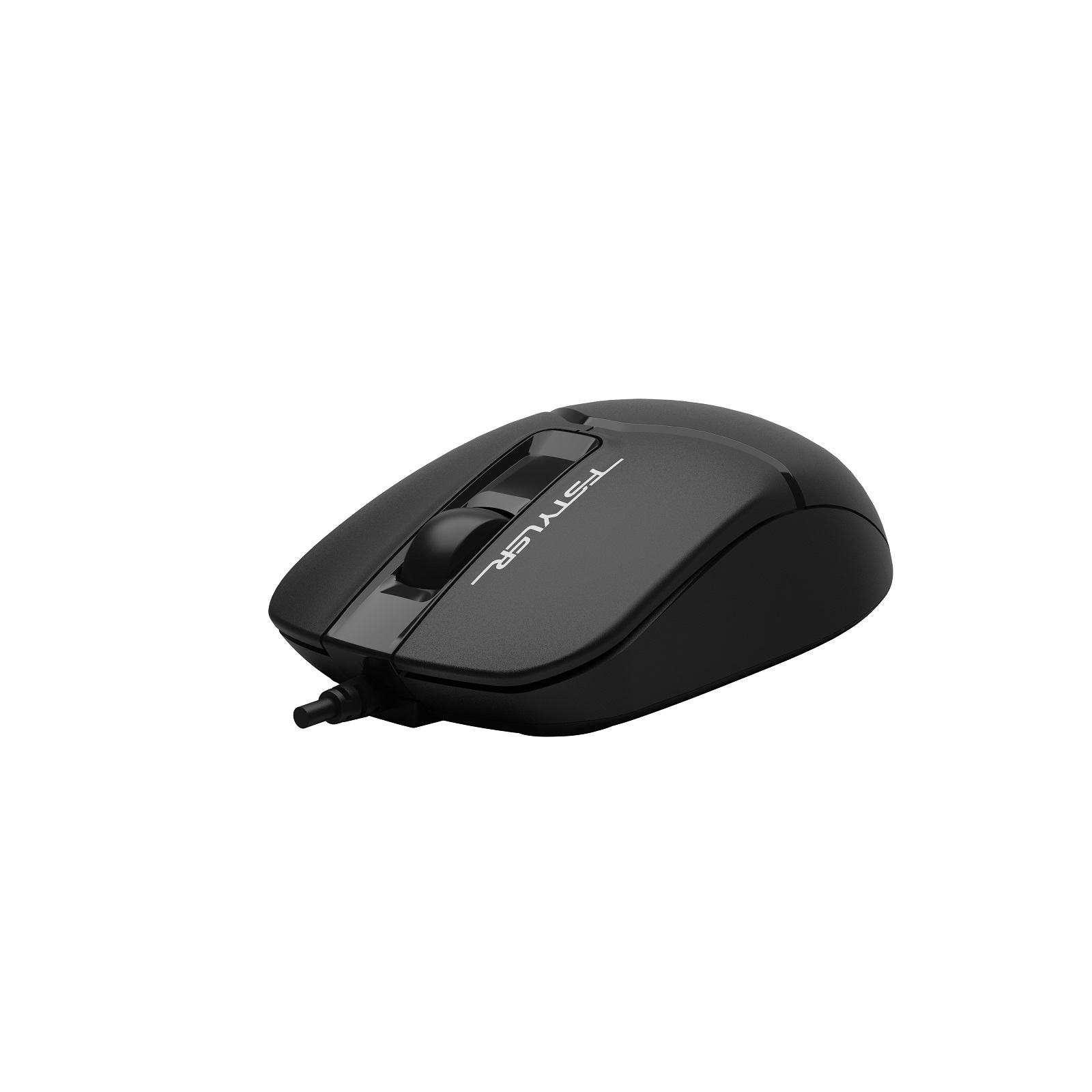 A4 TECH FM12 USB 1000dpi Optic Siyah Mouse