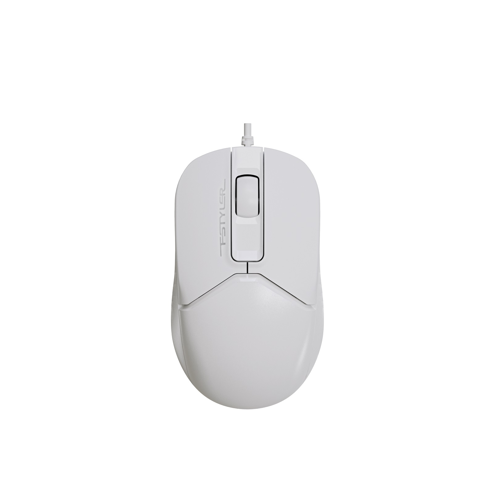 A4 TECH FM12 USB 1000dpi Optic Beyaz Mouse
