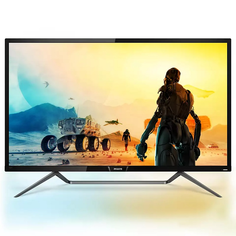 PHILIPS 42.5 MVA 436M6VBPAB/00 4MS 60Hz HDMI-DP-mDP EV Ofis Tipi Monitör 3840 X 2160