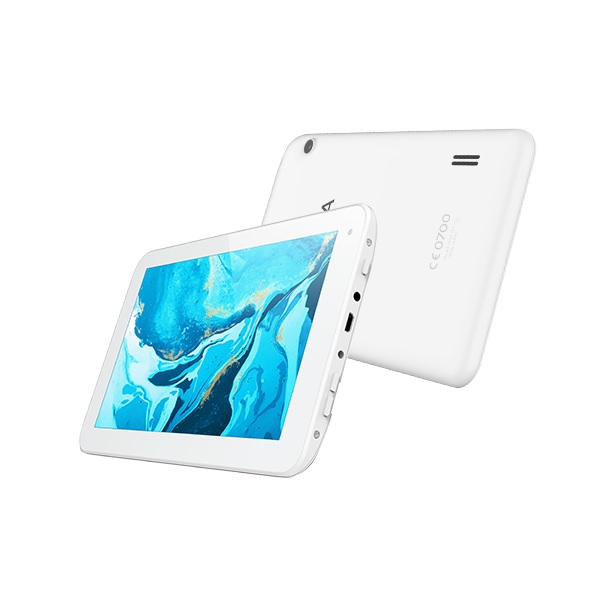 "HOMETECH 7"" Alfa 7RC Quad Core 1G 16G Android 8.1 Go Beyaz"