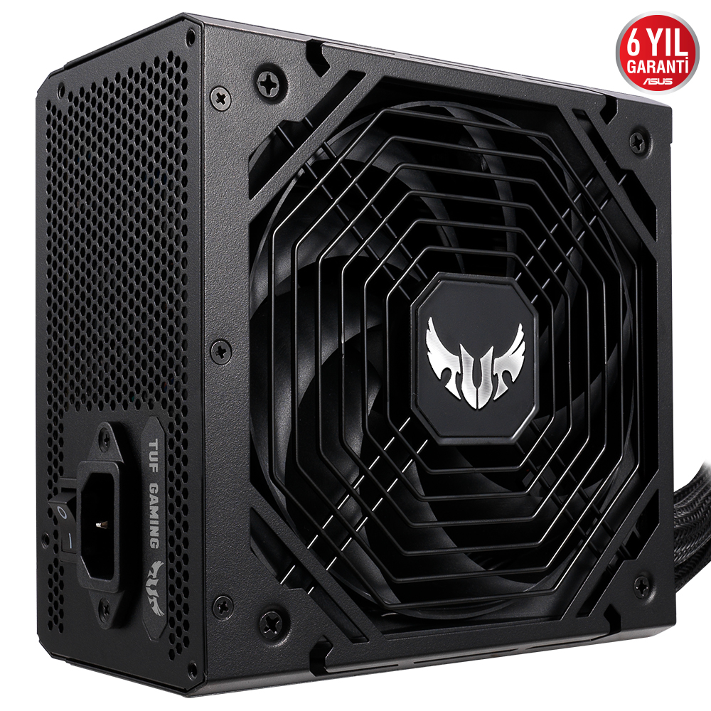 ASUS 550W 80 BRONZE TUF GAMING 550B 13.5cm Fanlı Power Supply